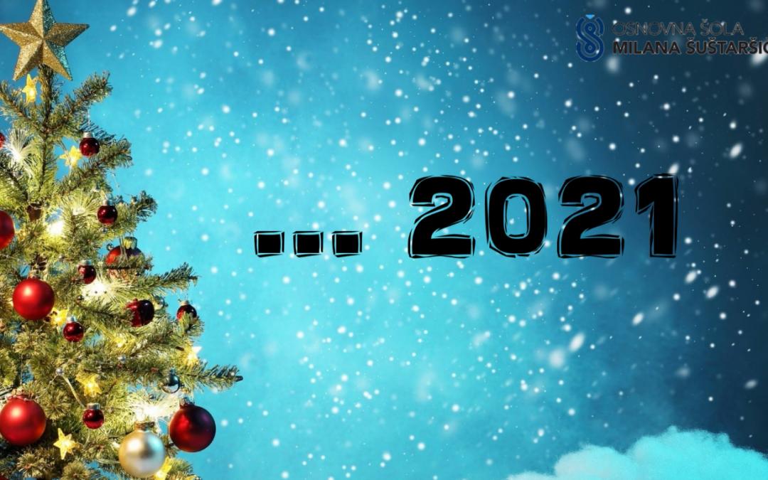 Video voščilo 2021