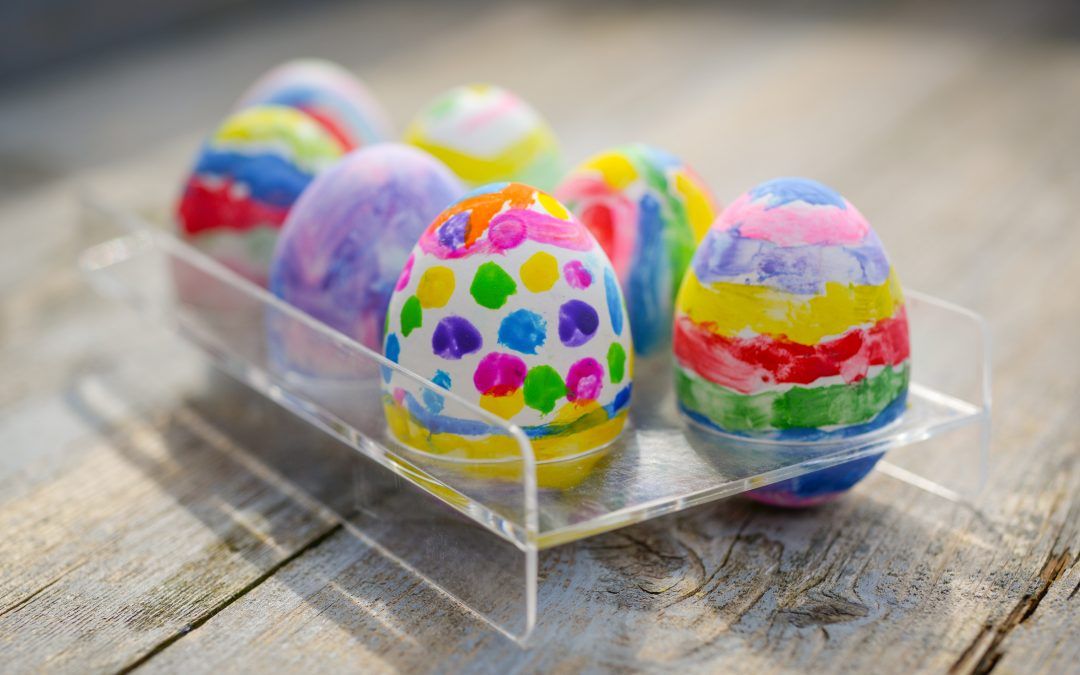 Že barvate jajčka?