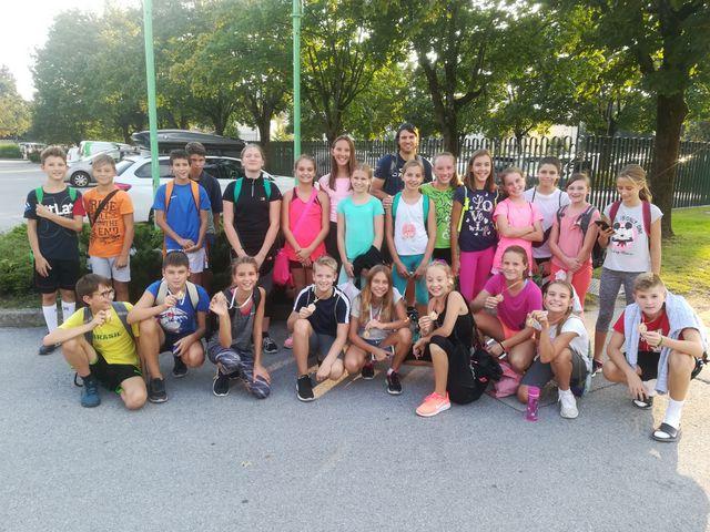 Prvenstvo osnovnih šol ljubljane v atletiki