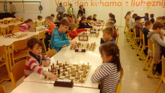 Šahovski turnir mladih