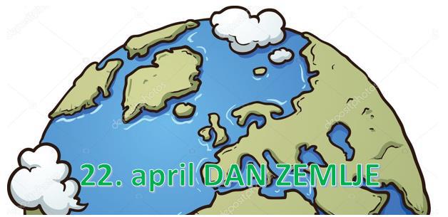 22. april DAN ZEMLJE