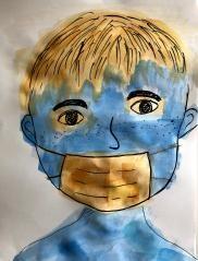 24. mednarodni razpis za likovna dela otrok Muzeja novejše zgodovine Celje z naslovom »BONTON«